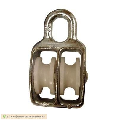 Seilrolle (Doppelblock)