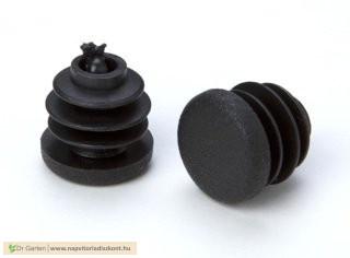 Kunststoff-Endkappe (rund)