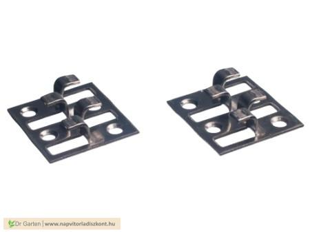 Terrassenclips - Stahl